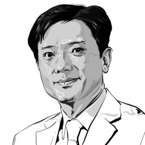 li yanhong cartoon